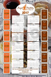 Calendar with coupons (1)